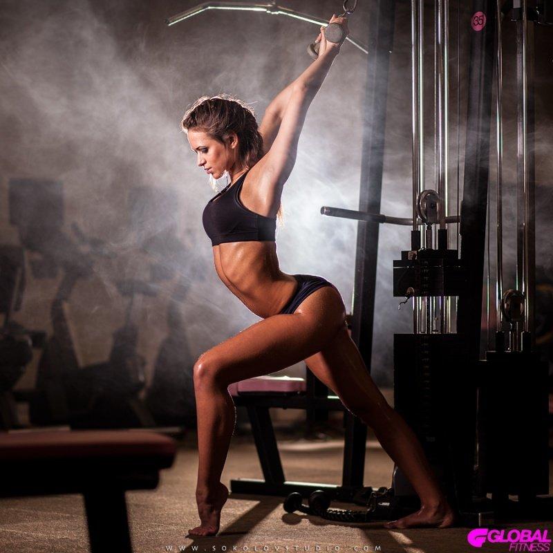 Спортивные девушки идеи